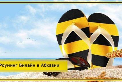 Роуминг Билайн в Абхазии в 2020 году – тарифы и стоимость интернета, звонков и смс