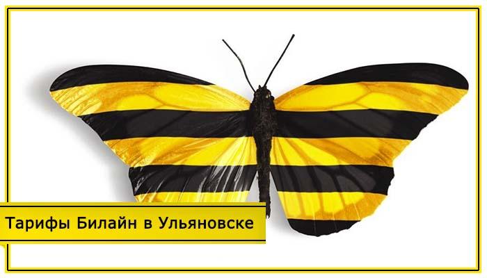билайн домашний интернет и телевидение тарифы ульяновск