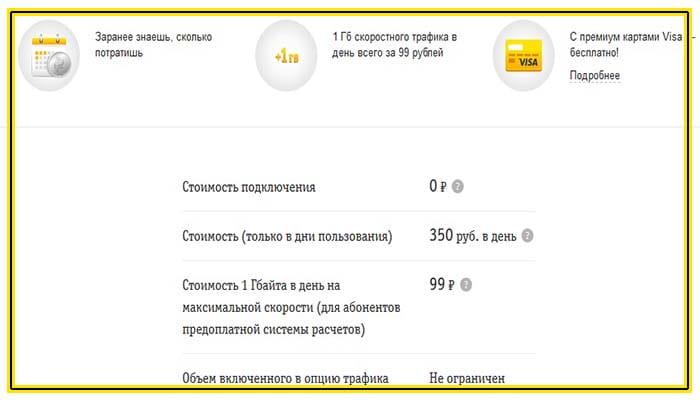 условия на перечисленных тарифах билайн в абхазии